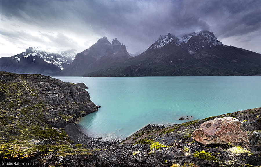 Paysage Patagonie - StudioNature.com