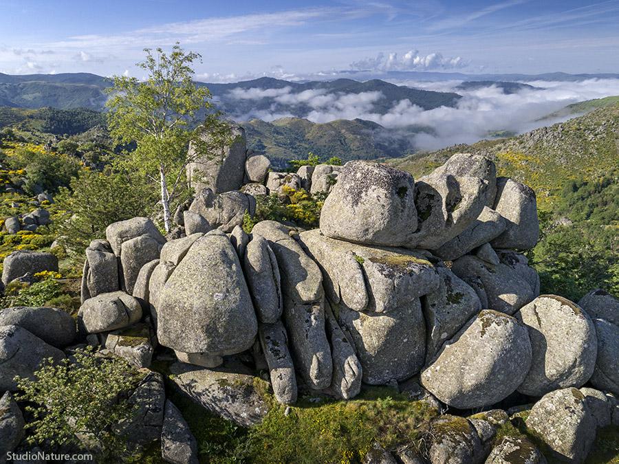 Chaos de Runes - Mont Lozère