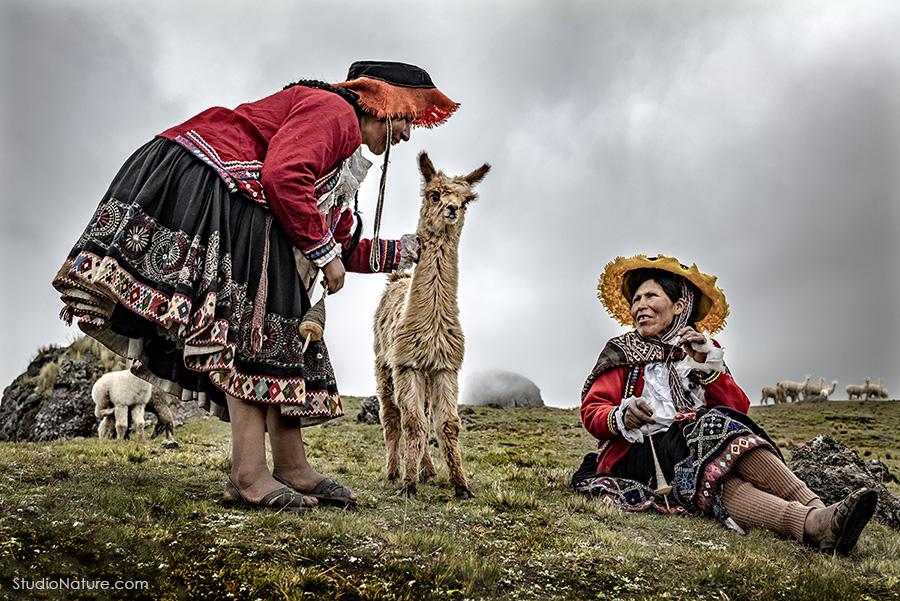 Lumix S1R au Pérou