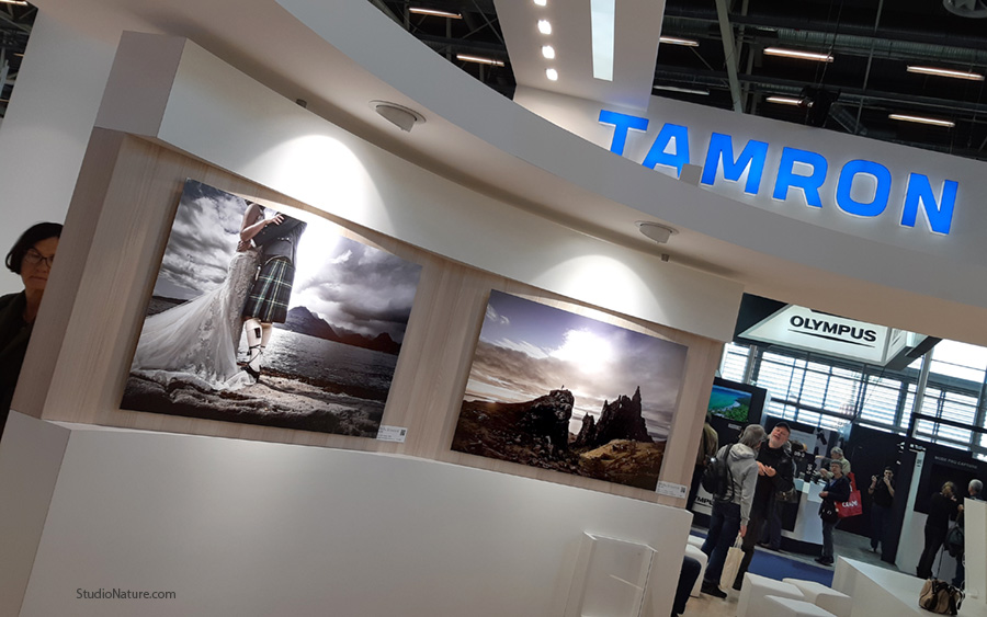 Expo Tamron - studionature.com