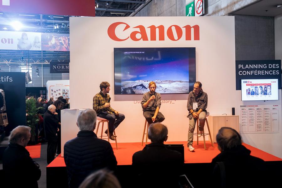 Conférence Canon - StudioNature.com
