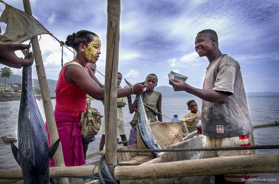 Vie locale à Madagascar - StudioNature.com