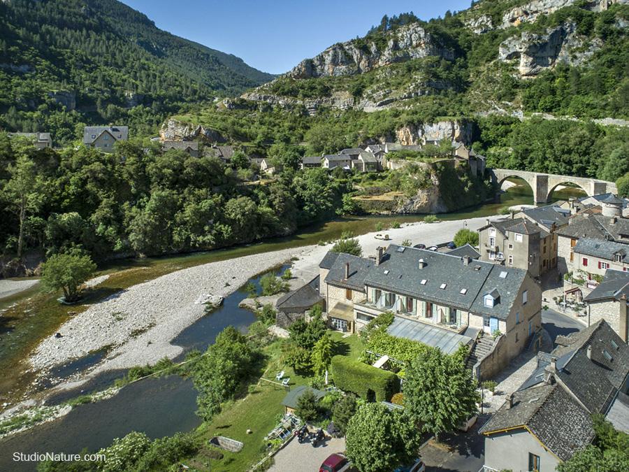 Auberge du Moulin - Gorges du Tarn - Lozère