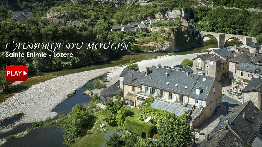 Auberge du Moulin Sainte Enimie
