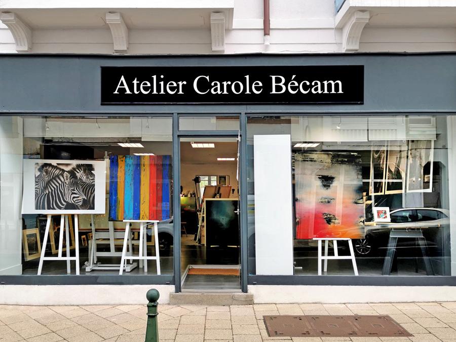 Atelier Carole Bécam